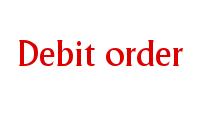 Debit Order